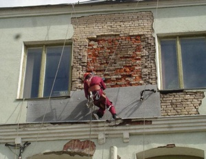 Высотные работы в Санкт-Петербурге